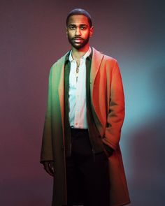 It's Big Sean's birthday tomorrow y'all!!! 25•03•17