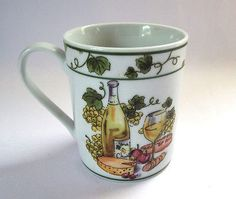 Novelty Theme and #Vintage Collectible Beverage and Coffee #Mugs
