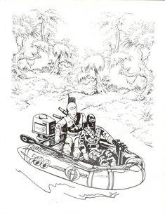GIJOE Destro Baroness pencil by jamietyndall on DeviantArt ...