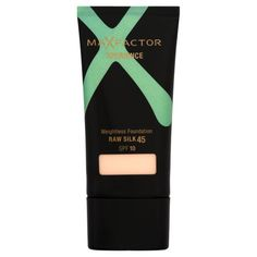 Max Factor Xperience Weightless Foundation SPF 10 – 45 Raw Silk | Your #1 Source for Beauty Products