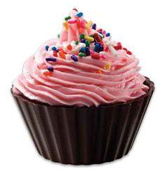ice cream- cup cake