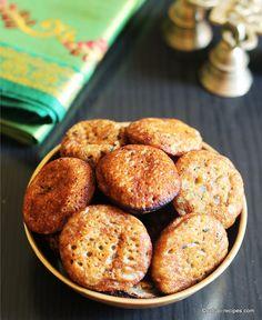 Sweet Appam | Sweet Paniyaram | Sweet Guliappa Recipe - Udupi Recipes