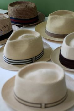 Boutique Men/'s Straw Bowler Hat Straw MADE IN USA Fine Du-Pont Teflon Panama