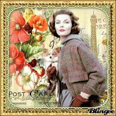 VINTAGE- CLASSIC Lady, Classic, Painting, Vintage Pictures, Scrapbook, Art, Pictures, Derby, Painting Art