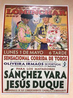 Avance Taurino |   Jesús Duque comenzará su temporada el 1 de mayo en Lominchar