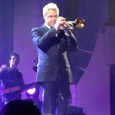 Chris Botti in Kiev, Ukraine