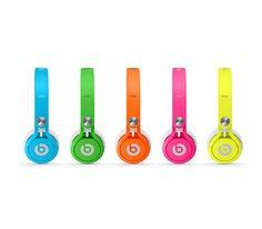 Headphones Beats by Dre mixr – Neon Pack