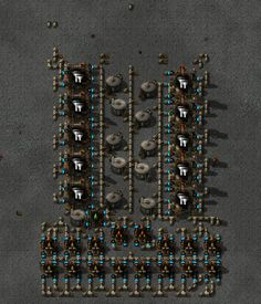 Oil Processing Layout