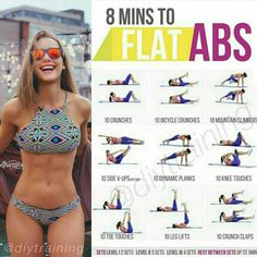 🏋️♀️ Flat abs workout 🙋 want a FREE 28 page workout plan?, 🏋️♀️ Flat abs workout 🙋 want a FREE 28 page workout plan? 🏋️♀️ Flat abs workout 🙋 want a FREE 28 page workout pl. Short Workout, Flat Abs Workout, Best Ab Workout, Abs Workout For Women, At Home Workout Plan, Workout Challenge, Workout Plans, Ab Exercises For Women, Workout Girls