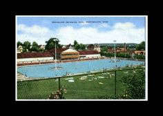 My home away from home as a kid.best pool in the world! Portsmouth Ohio, Close To Home, Cool Pools, Great Memories, Home And Away, Back In The Day, Swimming Pools, Past, City
