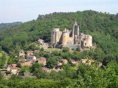 Francia Castillo de Bonaguil
