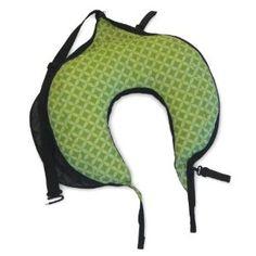Boppy Travel Pillow, Mama Dot/Basket Green --- http://nuff.us/196