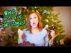 What I Got For Christmas!! - YouTube
