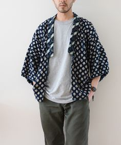 Mens Fashion 30 Years Old Male Kimono, Mens Kimono Jacket, Fashion Essay, Kimono Design, Vintage Fashion 1950s, Fashion Silhouette, Mens Fashion Wear, Clothing Hacks, Apparel Design