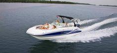 Hurricane deck boat, I want one like this