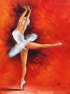 DPF DIY Swan dancer needlework diamond mosaic full square home decor diamond embroidery crafts diamond painting cross stitch Ballerina Kunst, Ballerina Painting, Painting Of Girl, Ballet Art, Ballet Girls, Ballet Dancers, Ballerinas, Ballet Pictures, Dance Pictures