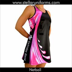Custom Designed Sportswear: Created Just For You – Stellar Online Netball Dresses, Designer Dresses, Sportswear, Custom Design, Tennis, Cover Up, Just For You, Sporty, Fashion