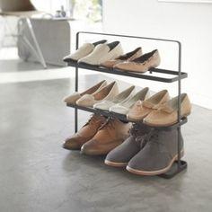decovry.com+-+Yamazaki+|+Shoe+Rack+Wide+-+Tower+|+Black