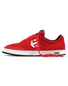 Etnies · Marana · Ryan Sheckler · Red · Holiday · Skate · Fashion · Trendy