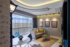 Apartamento Com Decoração Inspirada Em Pop Art
