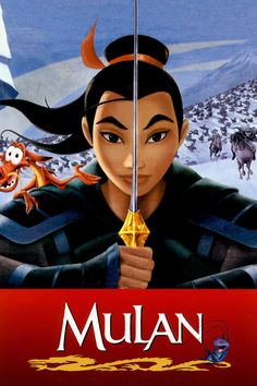 "And that's the story of ""Mulan."" 