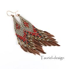 Hey, I found this really awesome Etsy listing at https://www.etsy.com/listing/532989601/beaded-earrings-inspired-by-native