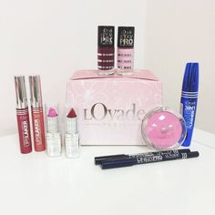 Beauty Box, Girl Hairstyles, Perfume Bottles, Hair Styles, Giveaway, I Win, Brickwork, Pageants, Makeup