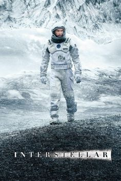 Interstellar Interstellar is a 2014 science fiction film directed by Christopher Nolan. Starring Matthew McConaughey, Anne H. Science Fiction, Fiction Movies, Sci Fi Movies, Top Movies, Great Movies, Movies To Watch, Fantasy Movies, Space Movies, Foreign Movies