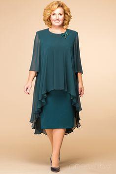 Plus Green Work Dresses Dark Green Elegant Polyester Round Neckline Shift Dress Spring Midi Floral Fall Sleeves XL XXL Dress Simple Dresses, Plus Size Dresses, Elegant Dresses, Elegant Clothing, Fitted Dresses, Wrap Dresses, Midi Dresses, Tulle Dress, Vintage Clothing