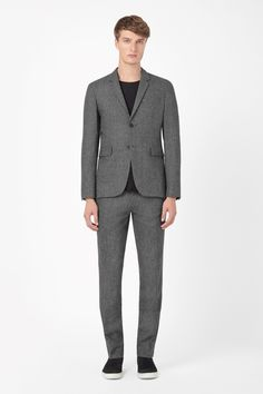 COS | Wool melange blazer
