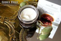 Cherry Belle Makeup & Beauty: Naturalne, wegańskie kremy do twarzy Reishi na dzień i na noc - Wiosenna nowość Orientana! Candle Jars, Candles, Paraffin Wax, Candy, Candle, Pillar Candles, Lights