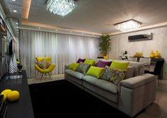 Curtindo o apartamento - Revista Sua Casa