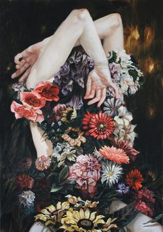 Paintings by artist painter Meghan Howland