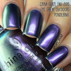 Pondering- China Glaze