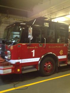 Chicago Fire Department Engine 1
