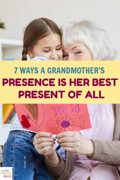 A grandmother's duty isn't just to give presents, but to be present in her grandchildren's life. Let's talk about 7 wonderful ways she does that. Trying To Get Pregnant, Getting Pregnant, Natural Parenting, Parenting Advice, Teaching Kids, Kids Learning, Girl Power Quotes, Rich Family, Wonder Quotes