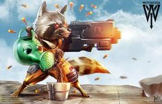 Rocket Racoon and Groot Guardians of the Galaxy 11 by Wizyakuza Marvel Fan Art, Marvel Heroes, Marvel Dc, Marvel Comics, Anime One, Anime Manga, Groot Guardians, Pokemon, Arte Dc Comics