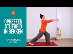 Opheffen stijfheid in het bekken Yogales - YouTube Workout For Beginners, Beginner Workouts, Adrenal Fatigue, Yoga Gym, Tai Chi, Pilates, Meditation, Health Fitness, Relax