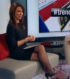 USED have folks news anchors upskirts
