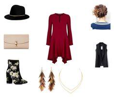 Style 4 by isablund on Polyvore featuring BCBGMAXAZRIA, Miss Selfridge, Dolce&Gabbana, Ashley Pittman, Lana and Janessa Leone