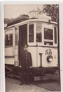 Bild: 55324 Foto Ak Strassenbahn Hamburg Billstedt um 1930 Bild vergrößern