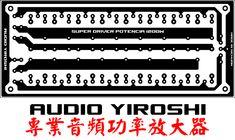 Amplificador Yiroshi TR3500 Con Super Driver 1500W Hifi Amplifier, Class D Amplifier, Power Supply Circuit, Circuit Board, Ab Circuit, Circuit Diagram, Pdf, Yamaha, Samurai