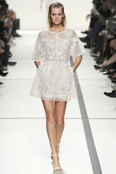 00bce8945b3 Elie Saab RTW Spring 2014 - Slideshow Party Fashion