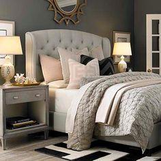 House of Thomsen | Bedroom Inspiration. Elegant and feminine