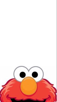 Tsum Tsum Wallpaper, Elmo Wallpaper, Wallpaper Iphone Disney, Cute Disney Wallpaper, Locked Wallpaper, Cute Wallpaper Backgrounds, Cute Cartoon Wallpapers, Mobile Wallpaper, Sesame Street Muppets