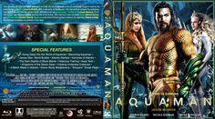 Black Manta, Blu Ray Movies, Amber Heard, Aquaman, Barbie, Atlantis, Warfare, Cover Design, The Darkest
