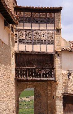 Mirambel en #Teruel Spain. Un lugar precioso