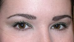 Great look utilizing Whip Hand Loose Pigment Eye Shadow.
