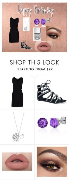 """""""Birthday Outfit"""" by mysterious-archer on Polyvore featuring Viereck, Muk Luks, Belk Silverworks, Belk & Co. and Nails Inc."""