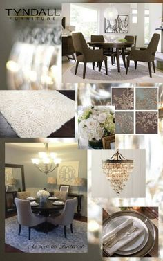 A Pinterest Worthy Dining Room, Get The Look: Tyndall Furniture In Charlotte,  NC
